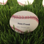 Baseball Place Card