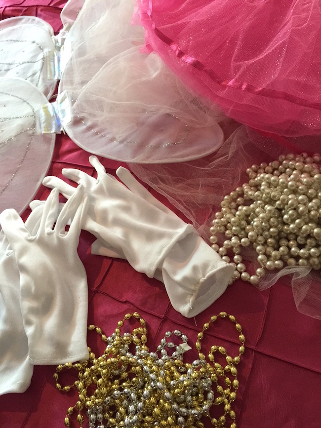 Dress Up Table