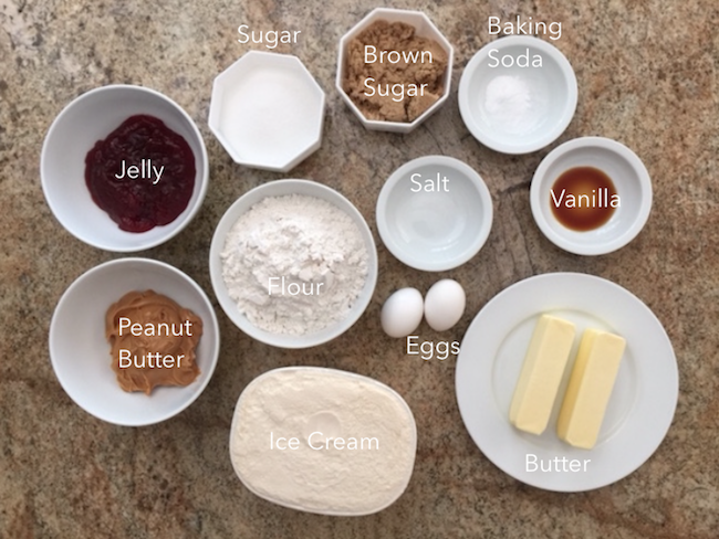 pbj ingredients