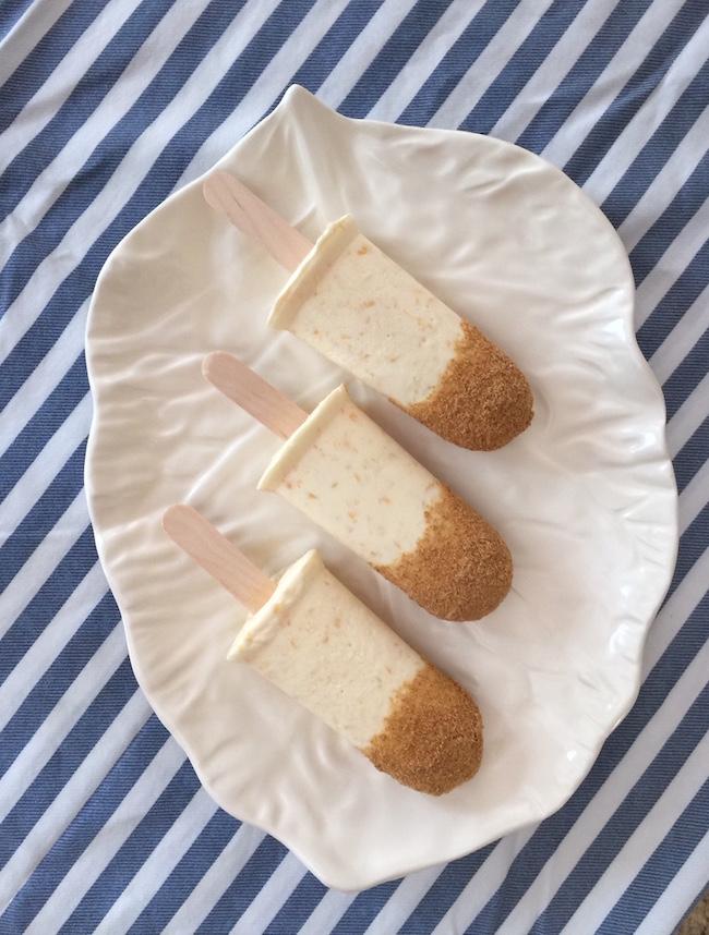 mango cheesecake pops