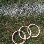 Lawn Games Rustic Wedding