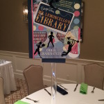 Giant Book Centerpiece Topper for Book Themed Bat Mitzvah