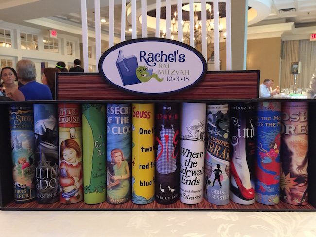 Book themed bat mitzvah party aloadofball Image collections