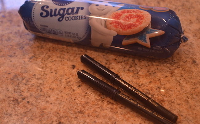 Scabble Cookies Ingredients