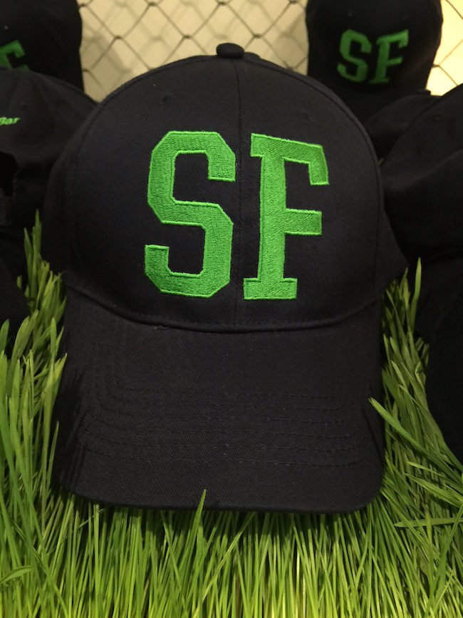 SF Baseball Hat