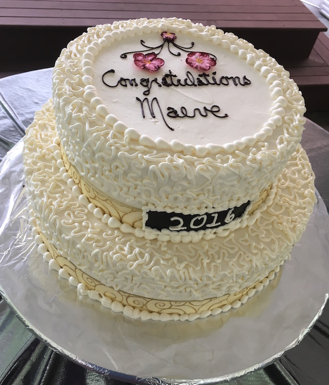 Cake for Maeve