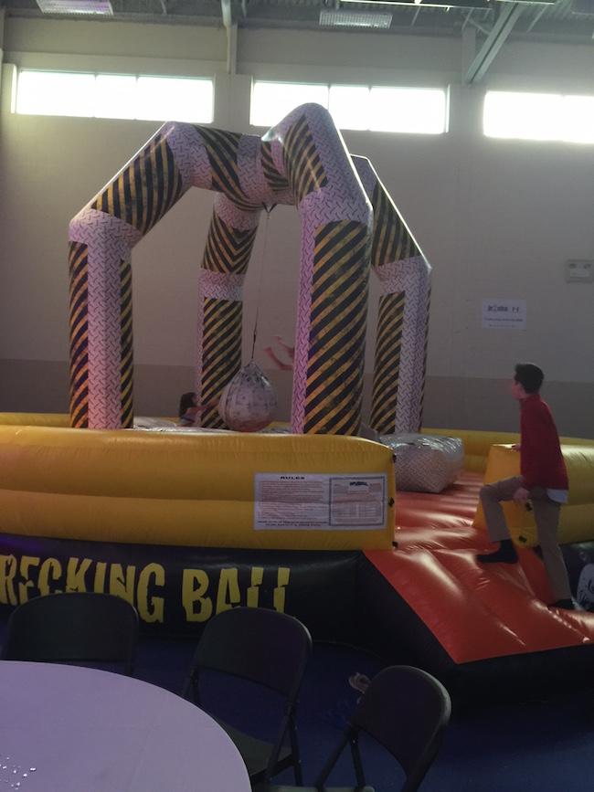 Sparkle Themed Bat Mitzvah Party