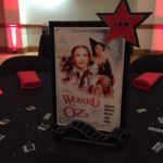 Old Hollywood Movie Themed Bat Mitzvah