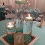 Elegant Beach Themed Bat Mitzvah