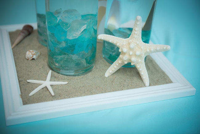 Elegant Themed Beach Bat Mitzvah Party
