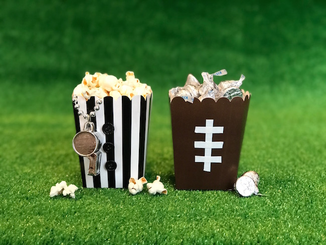 "Game Day Super ""Bowl"" Containers"