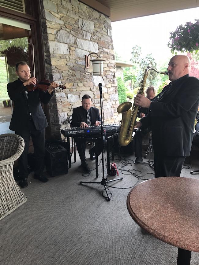 Old World Themed Bar Mitzvah