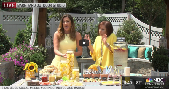 Easy Summer Entertaining on NBC Connecticut