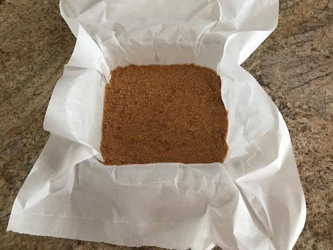 Ooey Gooey S'mores Brownies