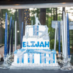 Gymnastic Themed Bar Mitzvah Party