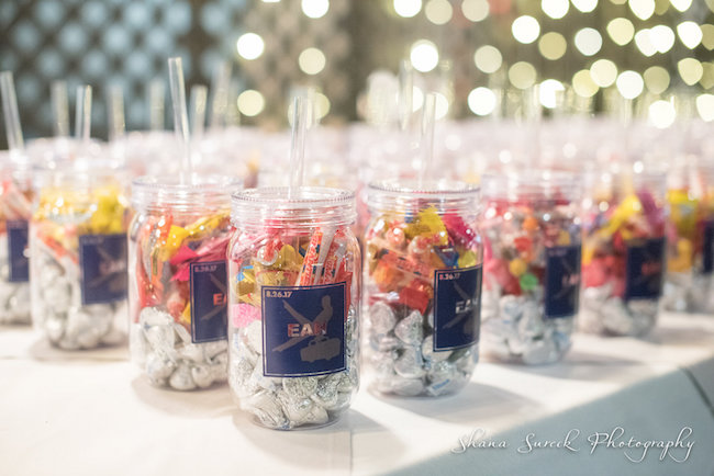 Gymnastics Themed Bar Mitzvah Party