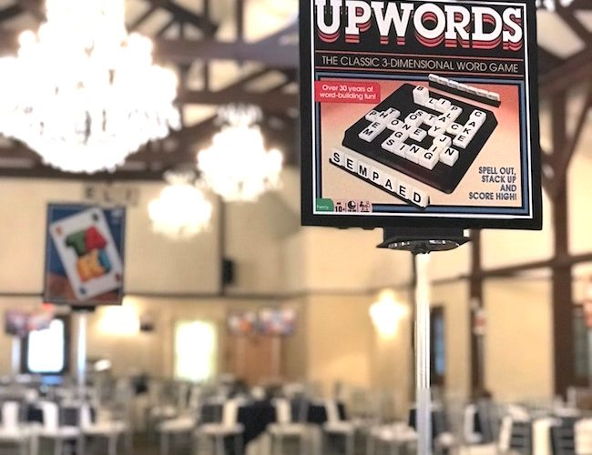 Board Game-themed Bar Mitzvah Party