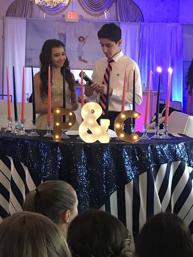 B'nai Mitzvah Party