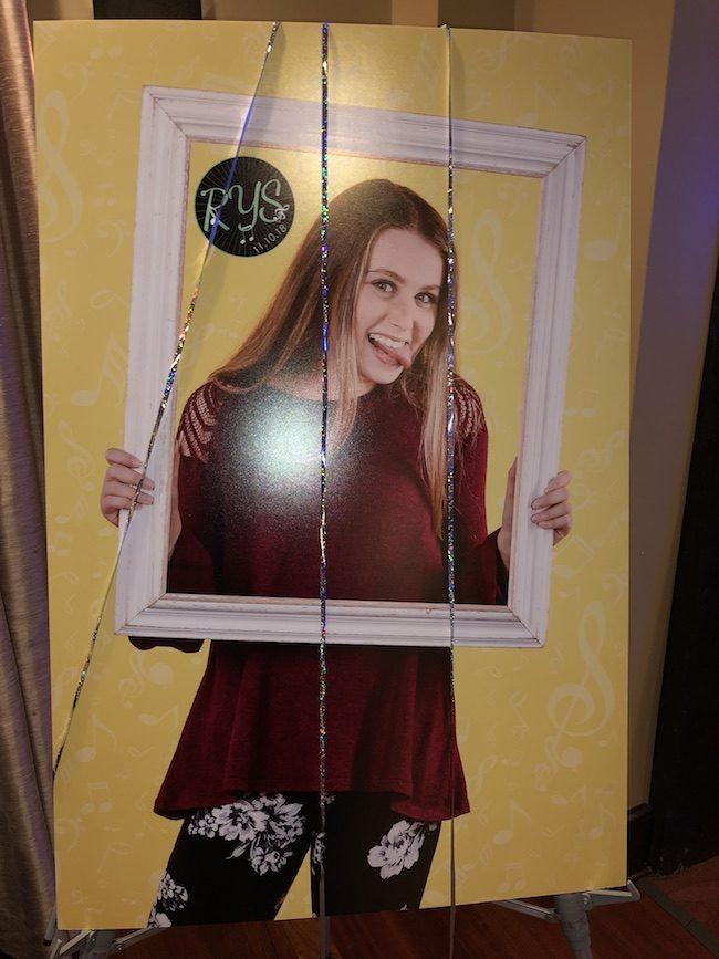 Rachel's Pop Music Bat Mitzvah Party