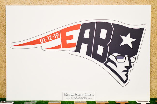 A Patriots Fan's Gotham Bar Mitzvah
